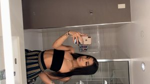 Chayma a live escort in Chino California