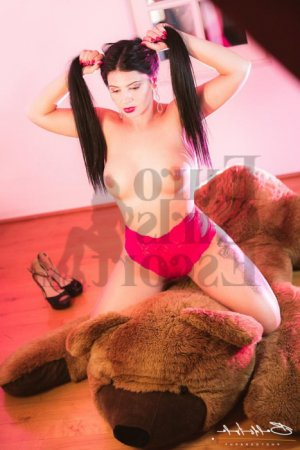Orlana ts escort girl