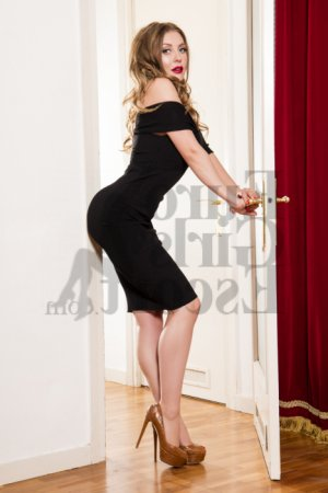 Ellena ts escort girls in Orange & massage parlor